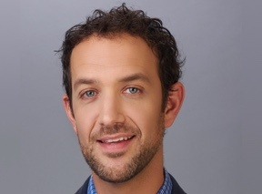 headshot of matthew lesneski, md
